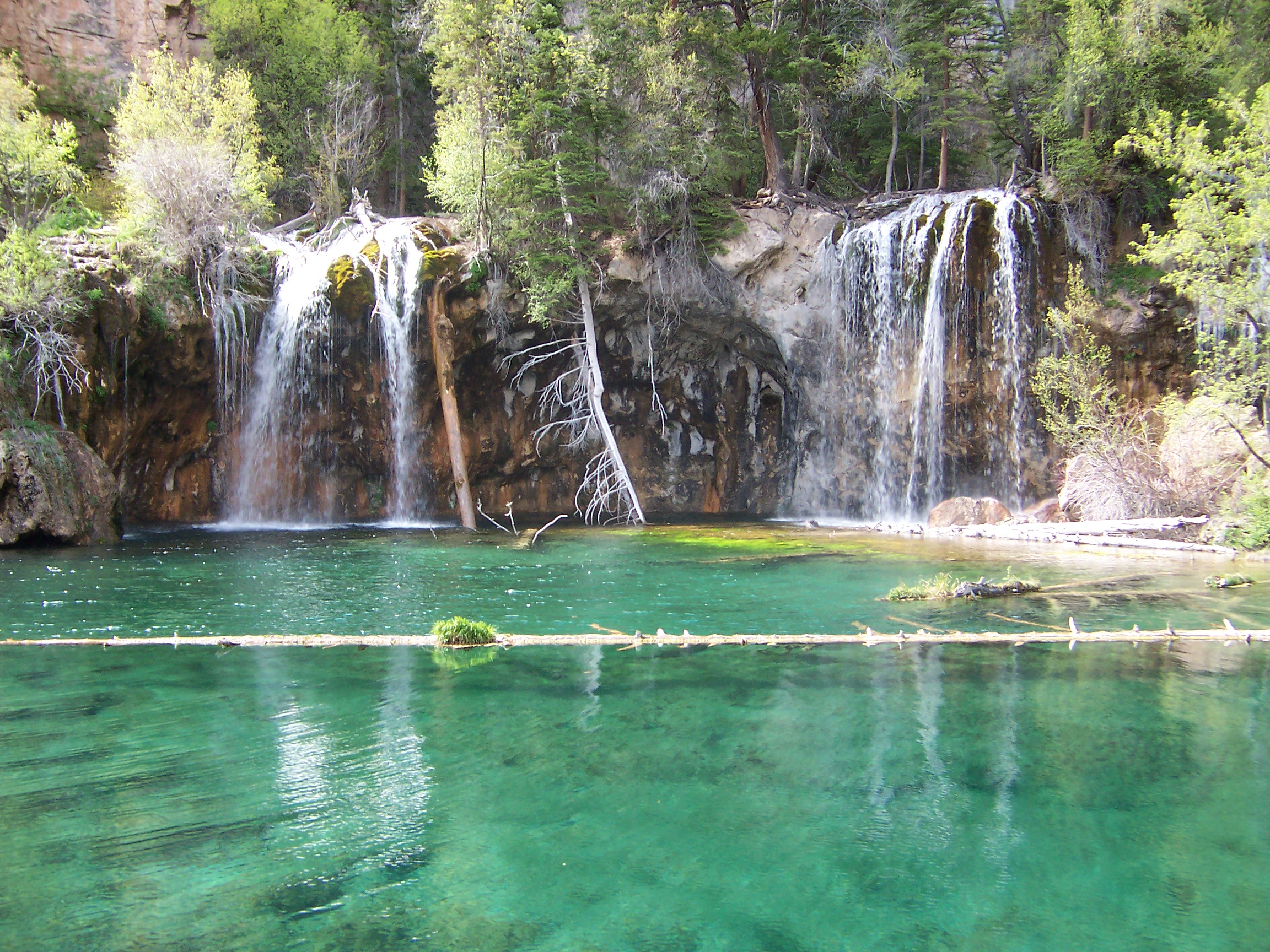 Colorado's Finest Hiking Spots Hanging Lake