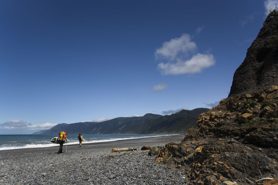 Lost Coast Trail: A Hiker's Guide To Cali's Finest Hiking Spot