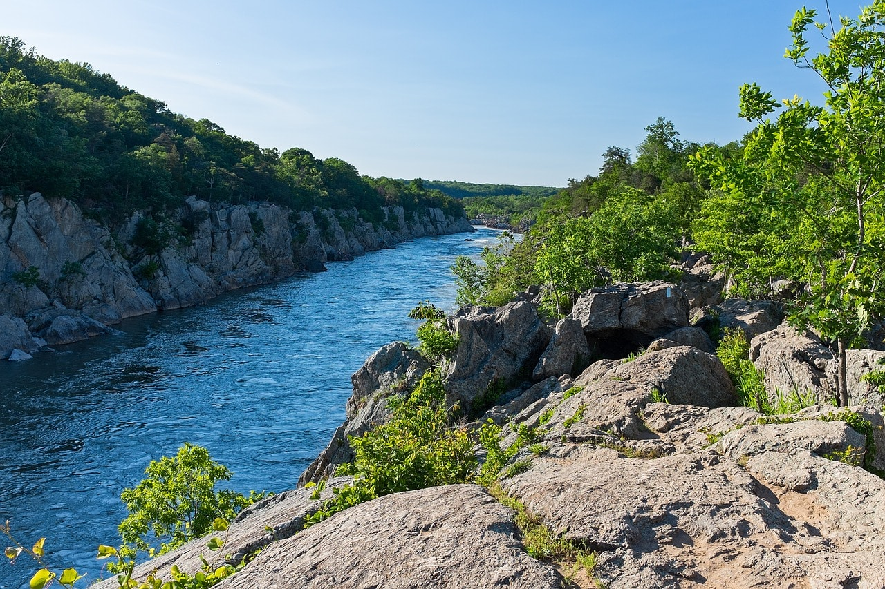Maryland's Finest Hiking Spots: Billy Goat Trail