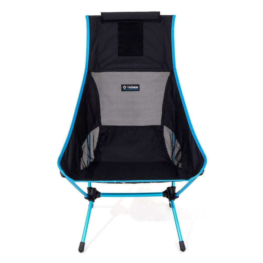 Helinox Chair Two as one of the essential camping gear