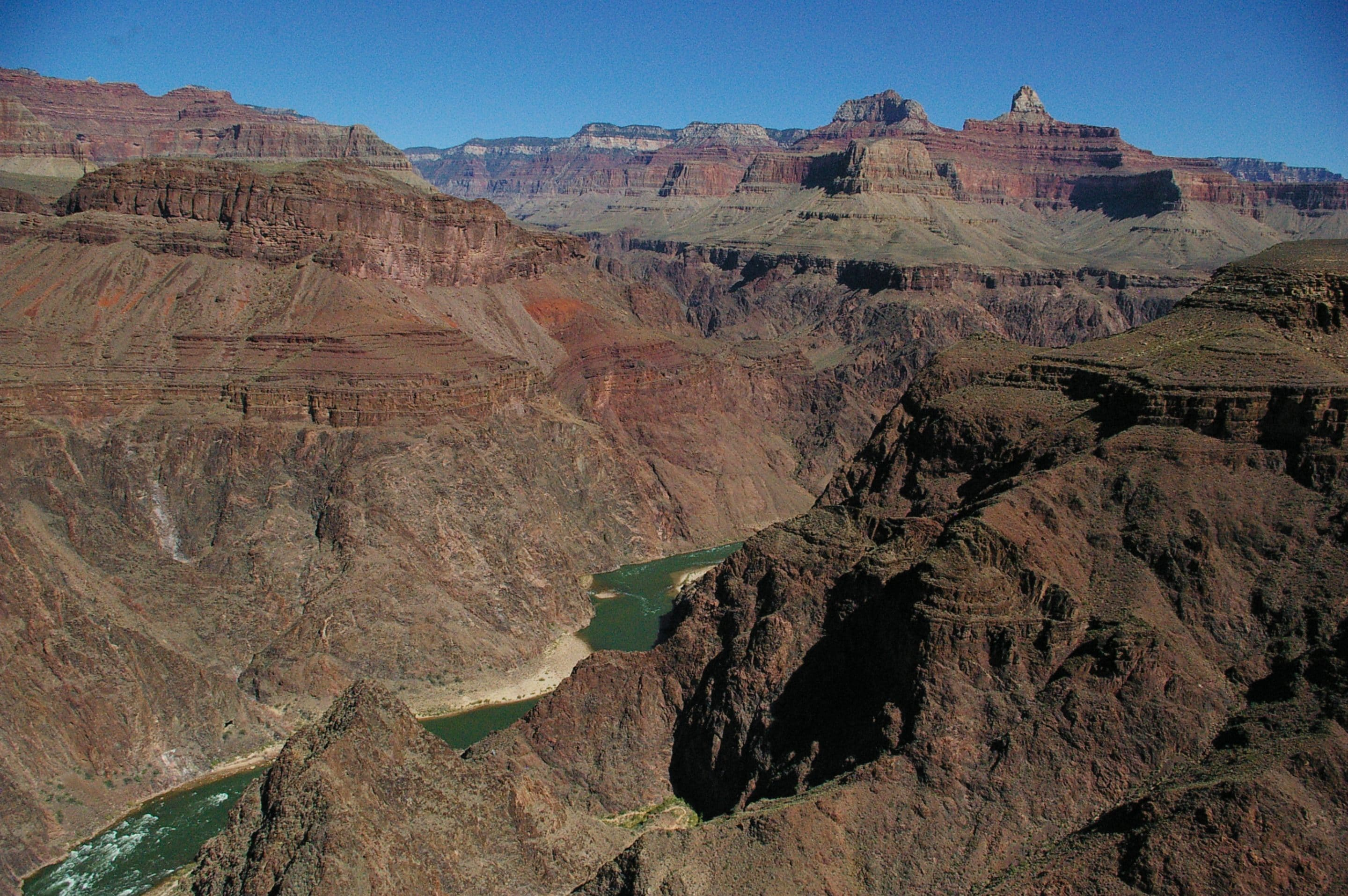Bright Angel Trail Overview