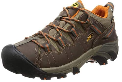 KEEN Targhee II as one of the best hiking shoes
