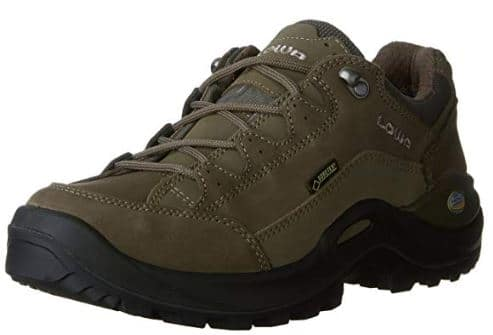 Lowa Women's Renegade II GTX LO as one of the best hiking shoes