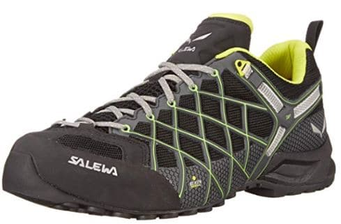 Salewa Wildfire S GTX as one of the best hiking shoes
