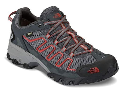 The North Face Ultra 109 GTX as one of the best hiking shoes