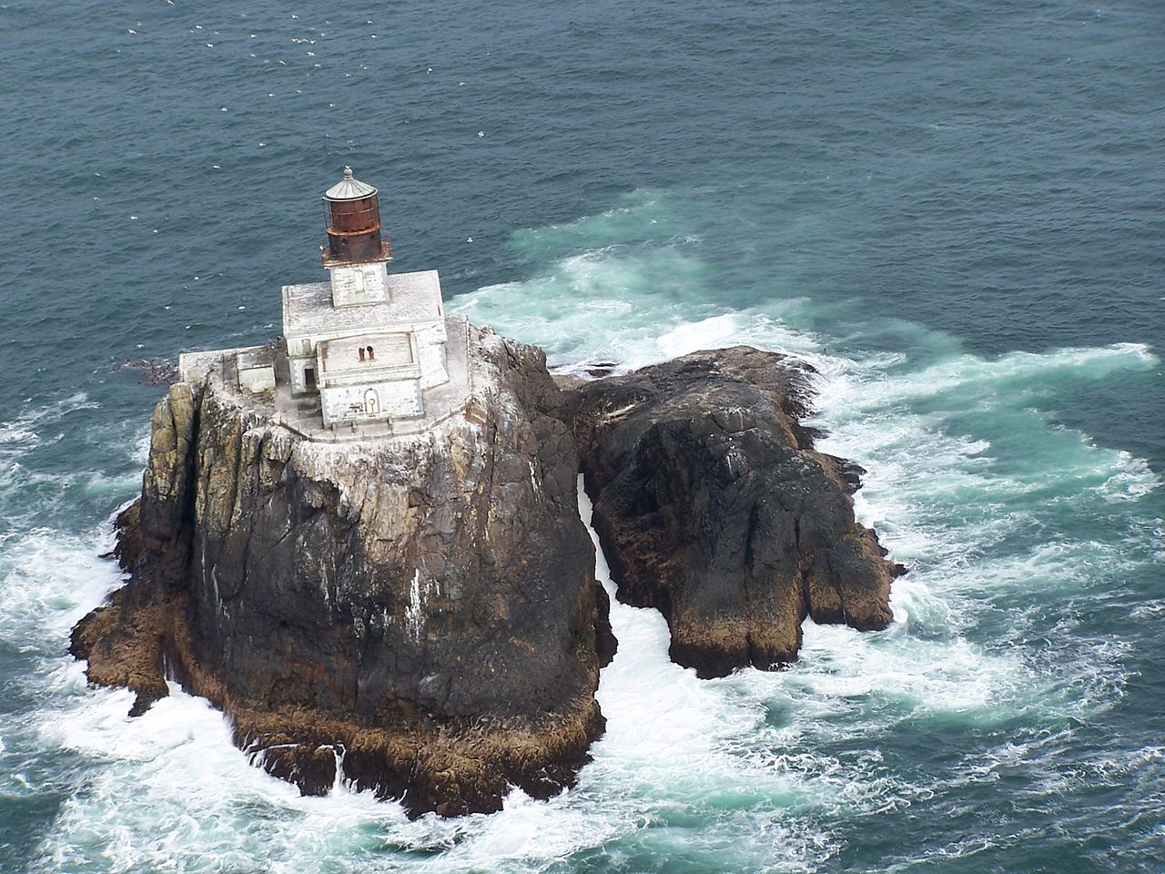picture of Tillamook Rock Light