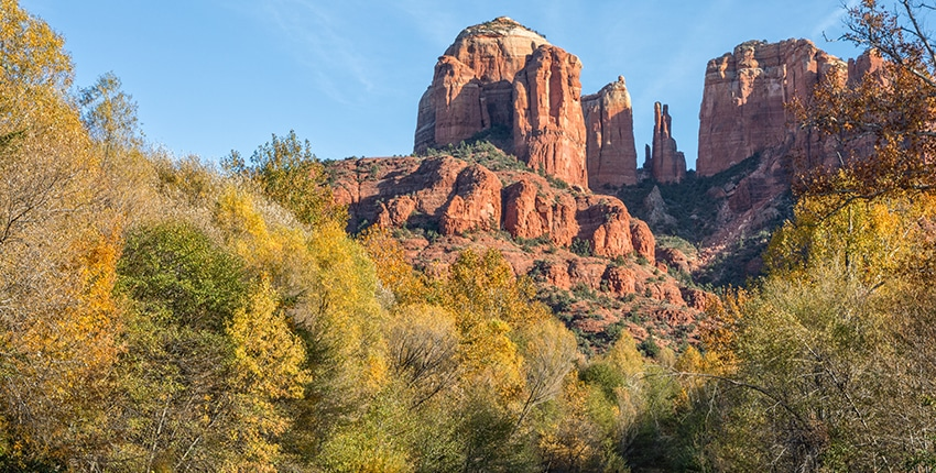 Arizona's Finest Hiking Spots — Cathedral Rock