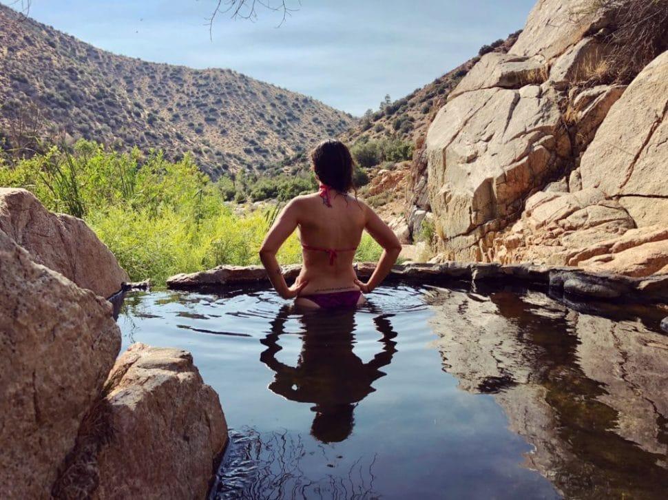 Deep Creek Hot Springs | 5/11/2009 Starting Location: Deep