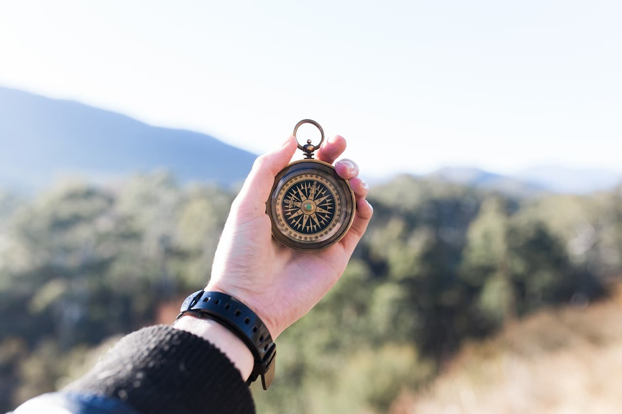 What is a Compass? Guiding You in the Right Direction to Keep Your Bearings